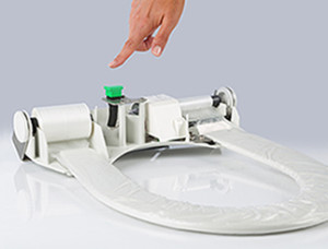 plastic toilet seat covers. Easy Activation On Toilet Seat Brillseat Automatic Covers  Brill Hygienic Products