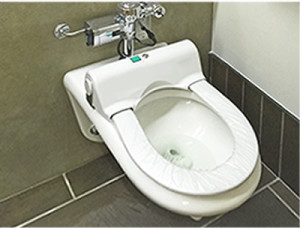 Automatic Toilet Seat Covers