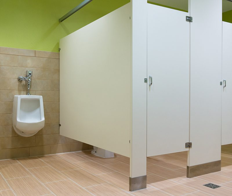 Meet Local Sanitation Standards by Employing a Toilet Seat Cover System