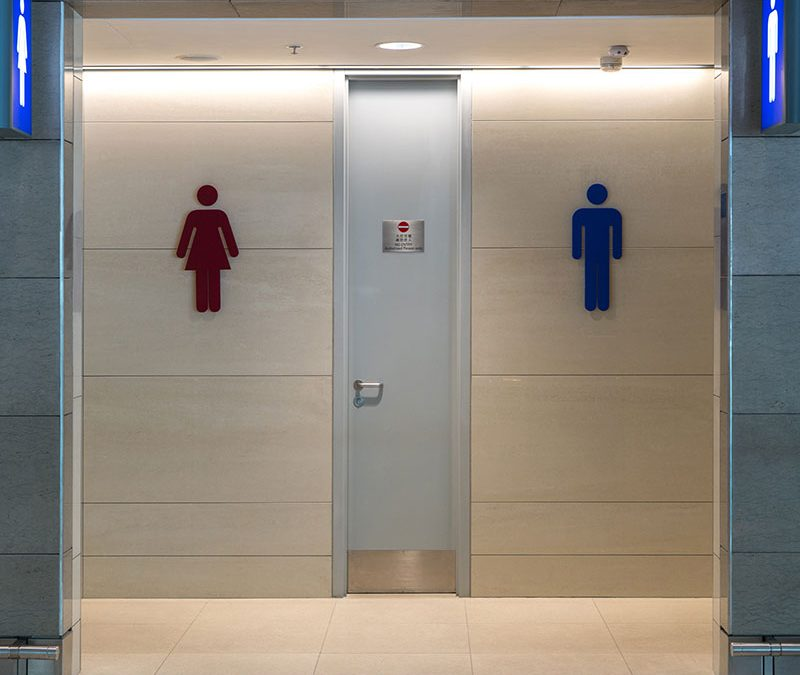 Why Clean Bathrooms Are Essential For Customer Trust
